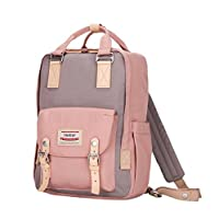 Heine Diaper Backpack Mommy bag Mother bag Travel Backpack Quality Diaper Bag Daypack Multi-Function Waterproof Nappy Bags for Baby Care, Organizer Tote bag, Large Capacity, Stylish and Durable(Pink)