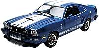 1/18 Ford Mustang II Cobra II (ブルー/ホワイトストライプ) 12894の商品画像