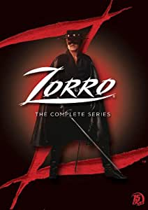 Zorro:complt Series Dvd Set