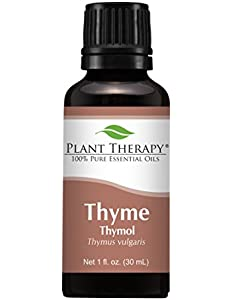 Plant Therapy Thyme Thymol Essential Oil. 100% Pure,...