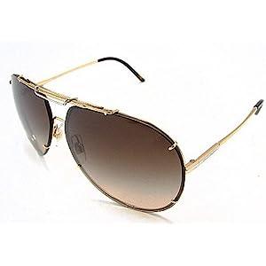 Dolce & Gabbana 2075 Sunglasses Gold/Havana 034/13 Shades