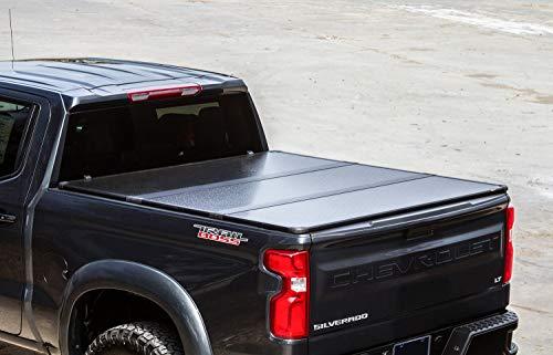 RDJ Trucks Travel-PRO 65-Series Premium Hard Aluminum Tri-Folding Tonneau Bed Cover - 2019 Ram 1500 (5.7ft Bed)