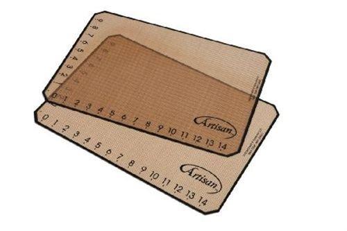 Artisan Non Stick Silicone Kitchen Oven Tray Baking Mat Set Cookie Liner Sheet /supplyeagledistributors