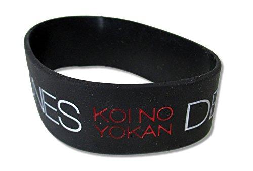 [해외]Deftones 고무 블랙 실리콘 팔찌/Deftones  Rubber  Black Silicone Wristband