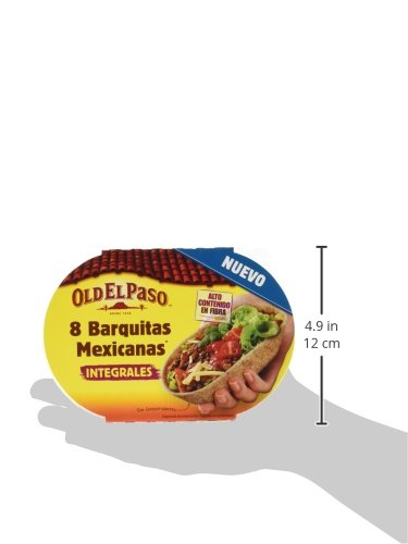 Old el Paso Barquitas Integrales Mexicanas - 193 g: Amazon.es: Amazon Pantry