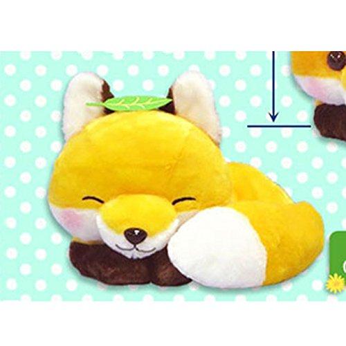 AMUSE Fox Plush Kogitsune ConCon Fusashippo series BIG size - Conta - 10.2
