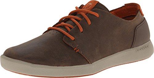 Merrell Men's Freewheel Lace Shoe, Dark Earth, 11.5 M US (Merrell Mens Casual Shoes)