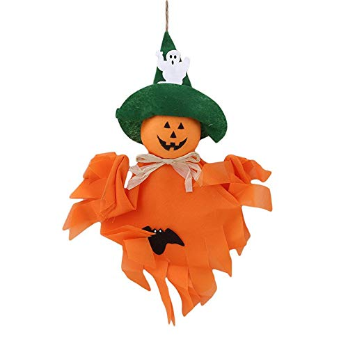 Party DIY Decorations - 2019 Halloween Gost Decorative Haunted House Scene Layout Props Cute Pumpkin Ghost Decorations - Party Decorations Party Decorations Scale Model Train Architecture Layou