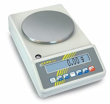 Balanza de precisión [Kern 573 – 46 Nm] Allrounder Tales como Laboratorio Báscula,