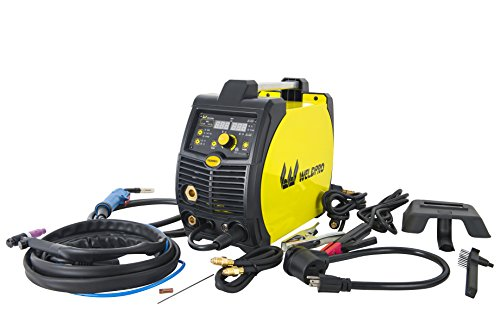 200 Amp Inverter Multi-Process Welder with Dual Voltage
