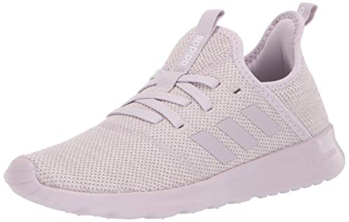 adidas Women's Cloudfoam Pure Sneaker, Mauve/White, 9.5 M US (Womens / Apparel Sport Fashion)