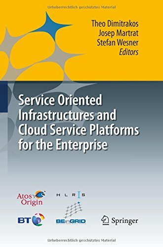 Download Service Oriented Infrastructures and Cloud Service Platforms for the Enterprise Pdf