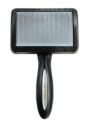Andis Pet Premium Soft Slicker Brush - Black (65270)