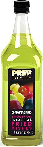 PREP PREMIUM oliën Premium druivenpitolie. 1000 ml