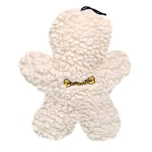 Penn Plax Fleece Man Pet Toy, 8-Inch