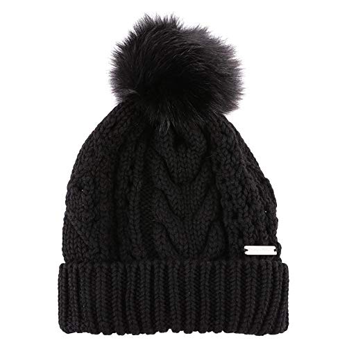 S Cappello Donna Wwacc1405 Woolrich Black BAq68wg