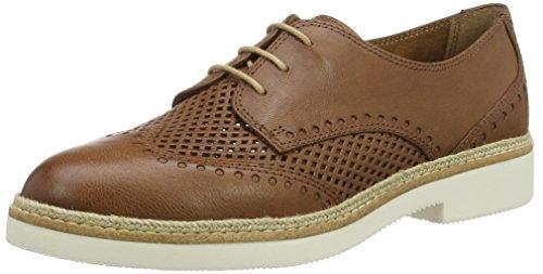 Tamaris 23708, Zapatos de Vestir para Mujer Marrón (COGNAC 305)