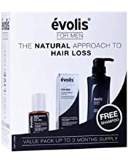 Evolis Men's Active Pack (3 month supply)
