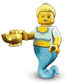 lego minifigures the genie girl from series 12