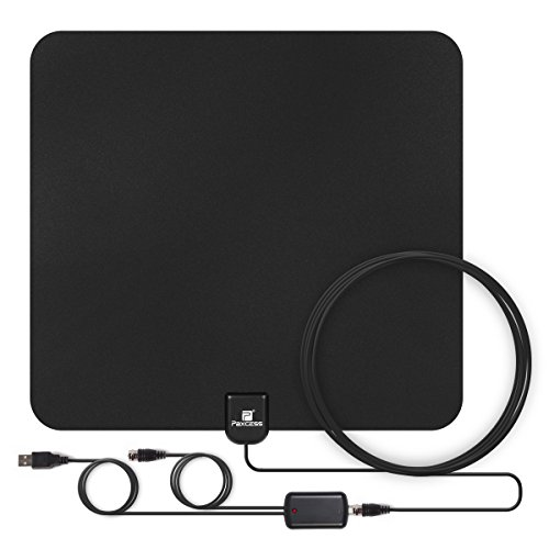Digital Antenna for HDTV, Paxcess TV Antenna Indoor Amplifie