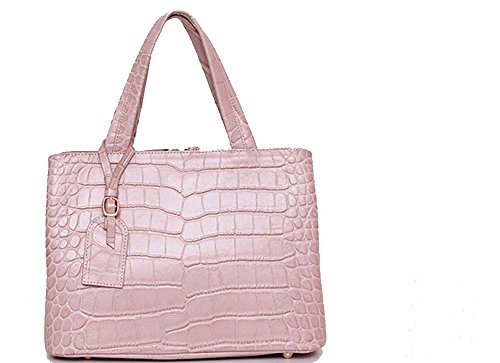 Bellina Wani Tote Shoulder Bag BB1218 (Pink) by Pristine&BB (Image #10)