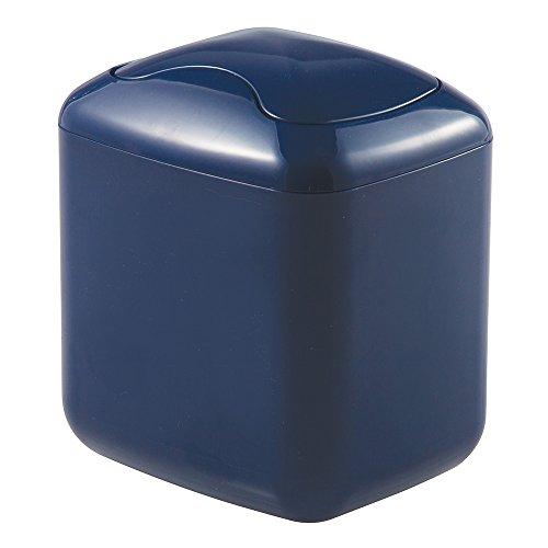 mDesign Wastebasket Bathroom Vanity Countertops