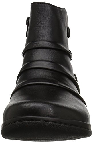 Black Clarks Women's Cheyn Anne Boot nOOpIXq