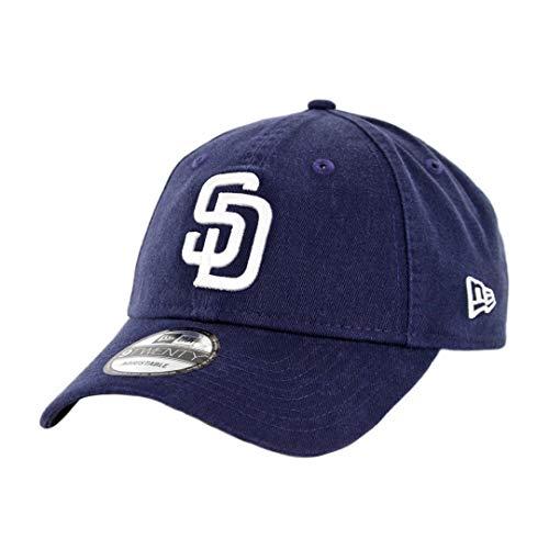 New Era 920 San Diego Padres 50th Anniversary Strapback Hat (LNV) Men