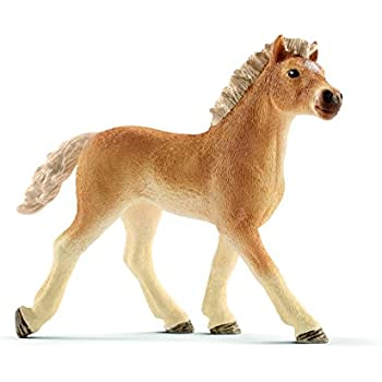 Toys, Hobbies Schleich Foal Horse 13781 Quality First Action Figures Bashkir Curly Colt