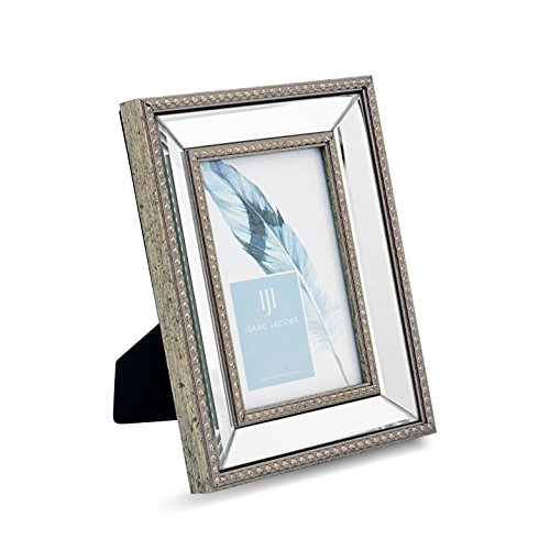 Isaac Jacobs Mirror Frame Silver product image