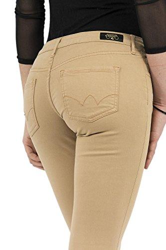 jeans Le Temps Des Cerises 316 basic beige