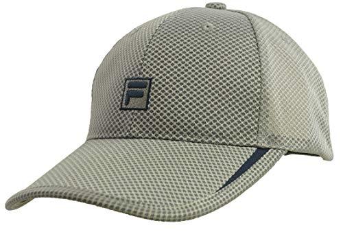 フィラ(FILA) ロゴ 刺繍 メッシュ キャップ 帽子 スポーツ ゴルフ テニス ランニング メンズ レディース flk-100113405