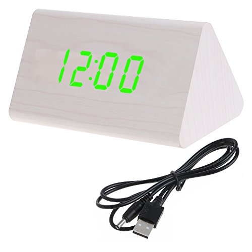 Lighted Outdoor Clock Thermometer - 8