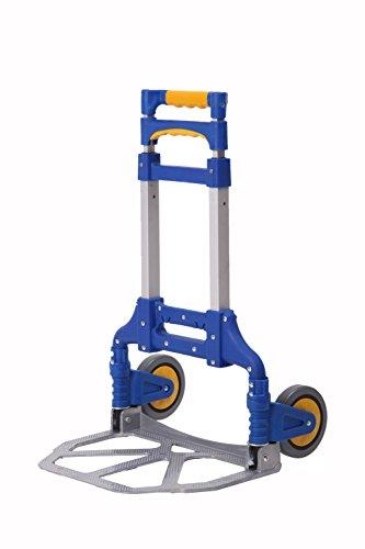 portable-folding-aluminum-hand-truck-luggage-carts-dolly-170-lb-capacity-heavy-duty