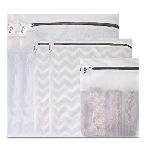 Kealive Laundry Bags, Mesh Wash Bags, Travel La...