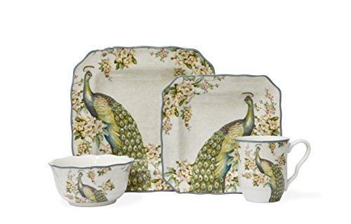 Empress Garden 16 Piece Dinnerware Set ()