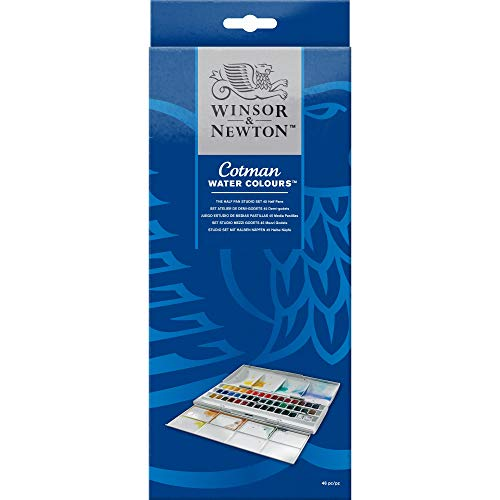 Winsor Newton Cotman Watercolor