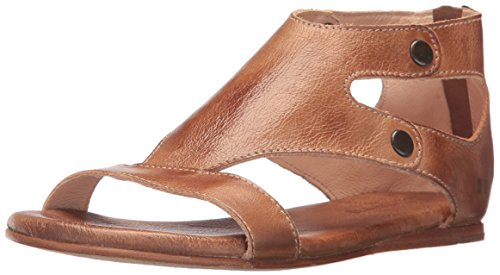 Bed Stu Women's Soto Dress Sandal, Tan Rustic, 7.5 M US by Bed|Stu