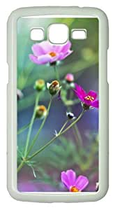 Amazing Flowers Custom Samsung Grand 7106/2 Case Cover Polycarbonate White