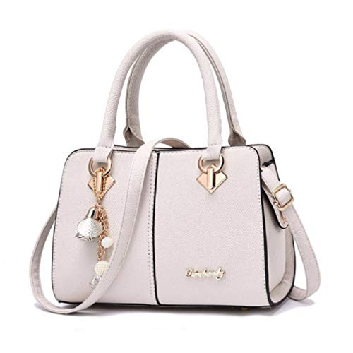 Leather Pop Con Style Pu Borsa Le Pop Crossbody Ytxy Premium Ladies Spalla Donne White Borsetta 1waZxOq