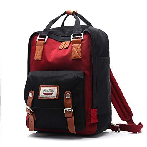 College Waterproof Backpack For Teenage Girls Ladies School