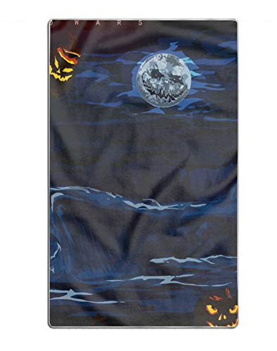 Halloween Guild Wars Bath Towels Quick Dry Beach Blanket for Travel -