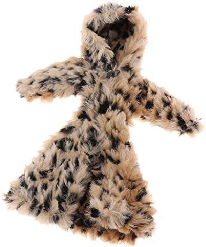 12インチガールドール用 ロングコート 人形服