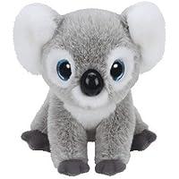 TY, peluche Koala grigio Beamoe Boo's, 15cm