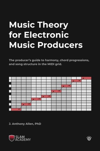 Phd music the best amazon price in savemoney music theory for electronic music producers the producers guide to harmony chord progressions fandeluxe Images