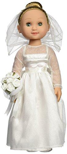 Melissa Doug Lindsay Bride Doll