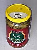 Tazah Okra 1.57 LB, (710g)