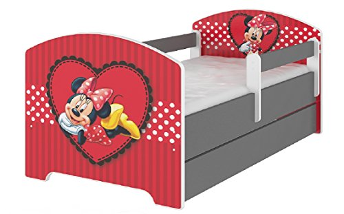 Hogartrend Kinderbett, Disney-Kollektion MINNIE MOUSE: Amazon.de ...