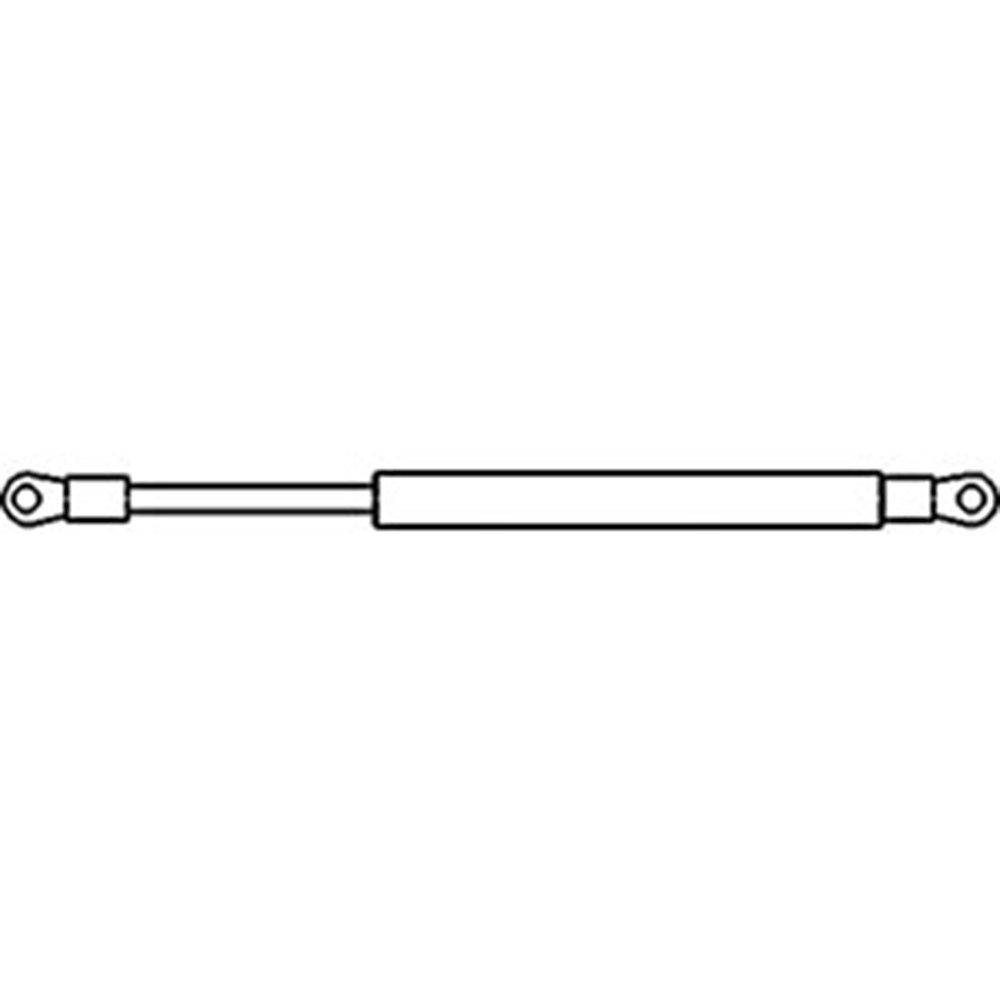 Puntal De Gas Puerta se ajusta CASE IH//McCormick CX50 CX60 CX70 CX80 CX90 CX100 tractores.