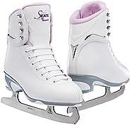Jackson Ultima SoftSkate Womens/Girls Figure Ice Skates